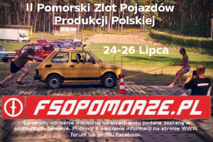 II Pomorski Zlot Pojazdów Produkcji Polskiej