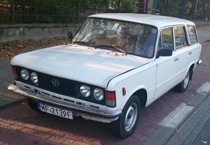 FSO 125p kombi